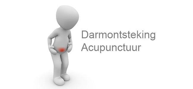 chronische darmontsteking en acupunctuur