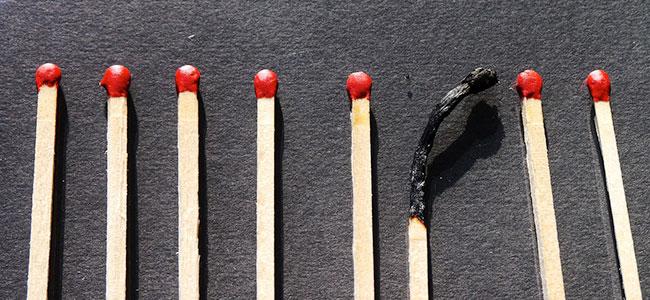 Burnout en acupunctuur