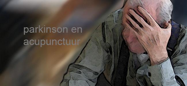 Parkinson en acupunctuur effectiviteit