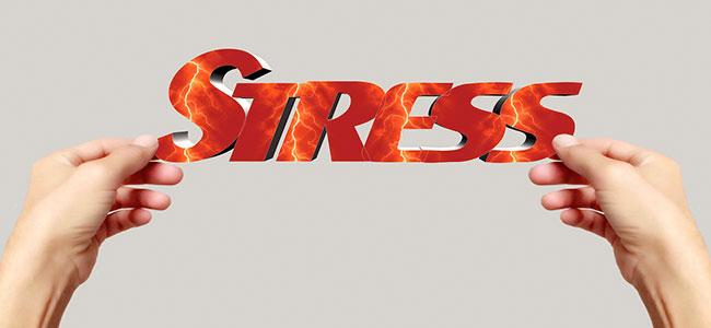 Stress Acupunctuur