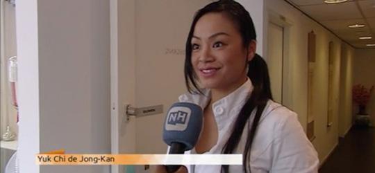 Yuk Chi Acupunctuur TV interview RTV NH