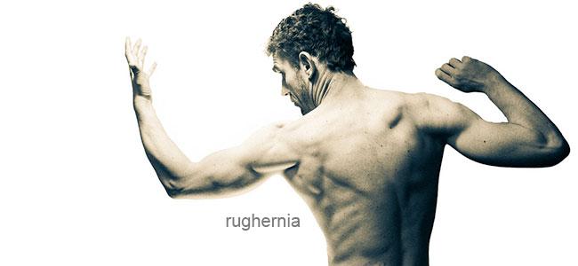 Rughernia en acupunctuur