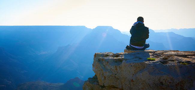 Mediteren is gezond