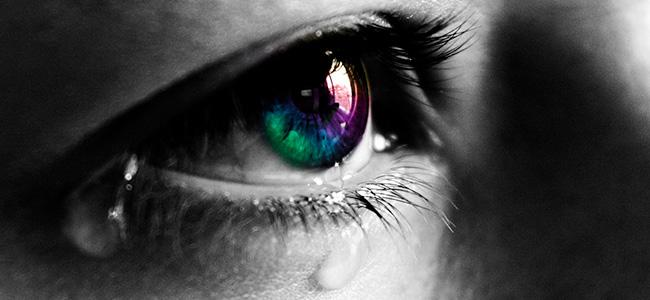Waarom mensen huilen en acupunctuur kan helpen