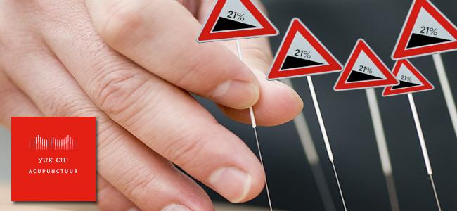 BTW vrijstelling voor acupuncturisten: goed nieuws!