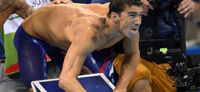 Cupping op de Olympische spelen