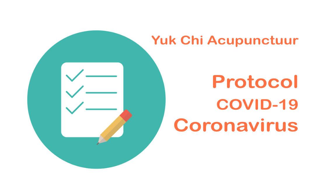 Yuk Chi Acupunctuur protocol Coronavirus COVID-19